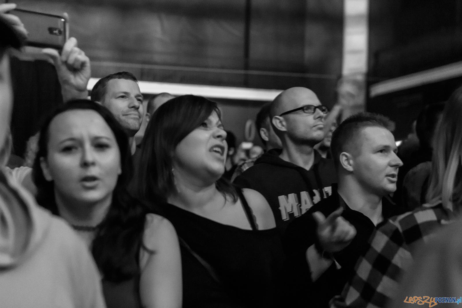 Illusion w klubie TAMA - Poznań 11.03.2018 r.  Foto: LepszyPOZNAN.pl / Paweł Rychter
