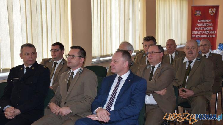 oddanie do użytku Zintegrowanego Punktu Alarmowo-Dyspozycyjnego  Foto: Powiat Szamotulski