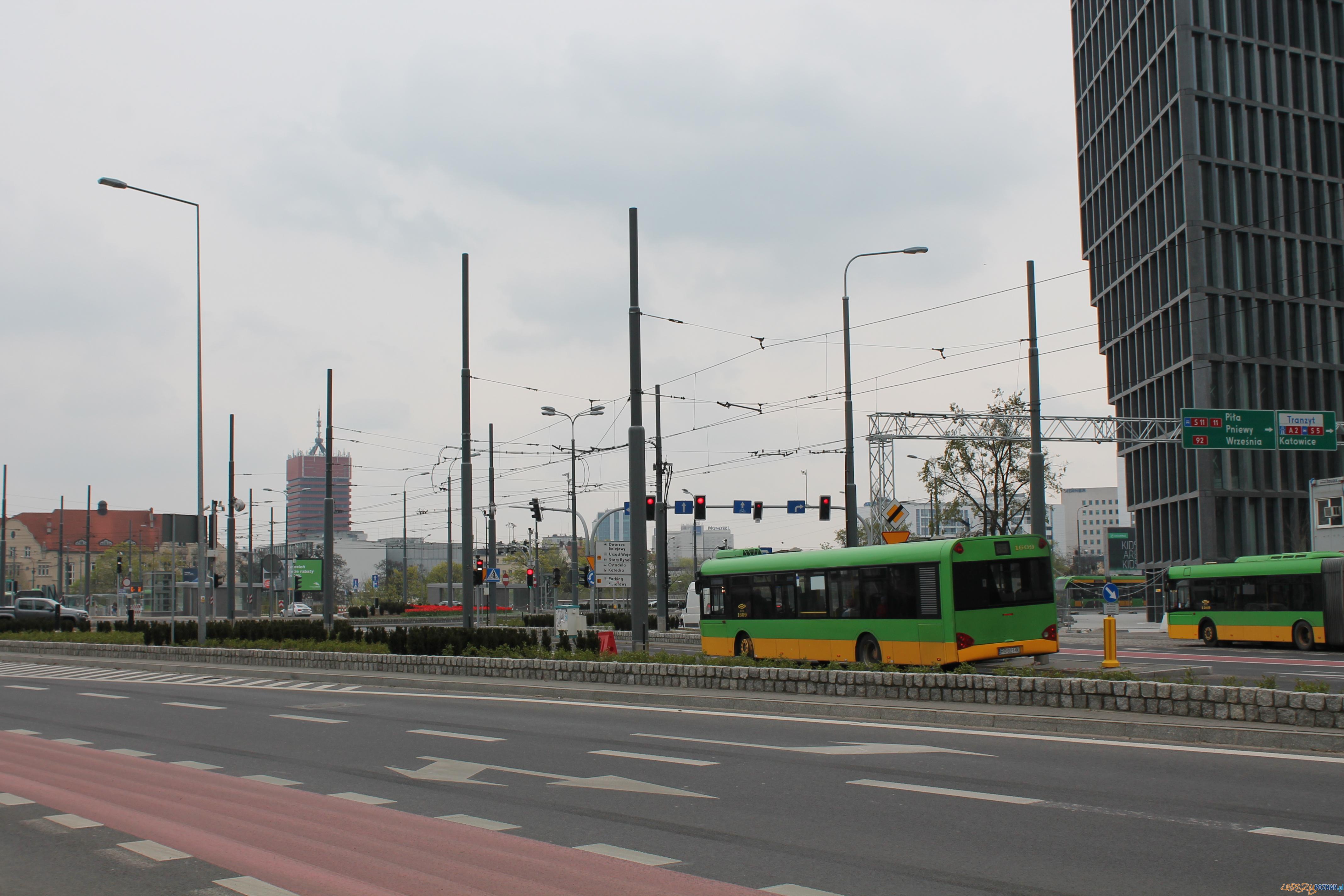 Rondo Kaponiera  Foto: Tomasz Dworek