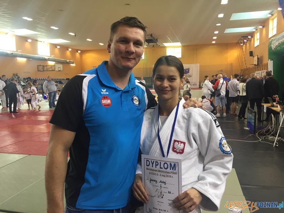 Mistrzostwa Polski Młodzieży w Judo  Foto: materiały prasowe