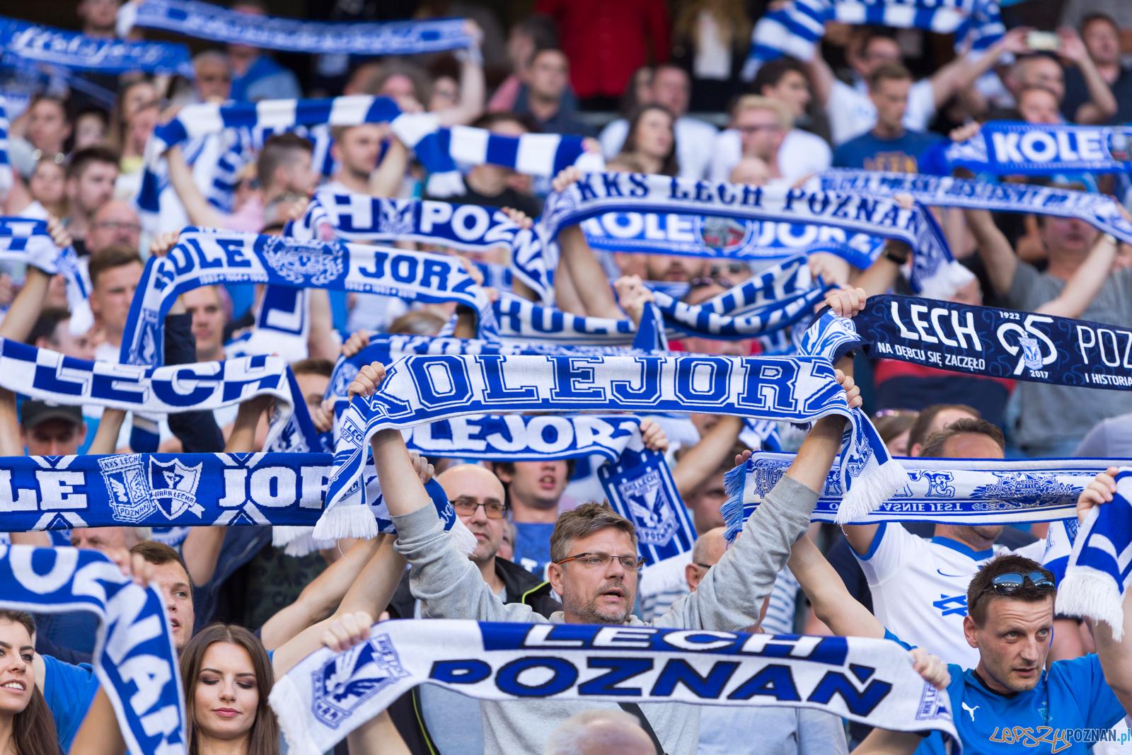Lech Poznań - Legia Warszawa (najlepsi kibice na świecie)  Foto: lepszyPOZNAN.pl/Piotr Rychter