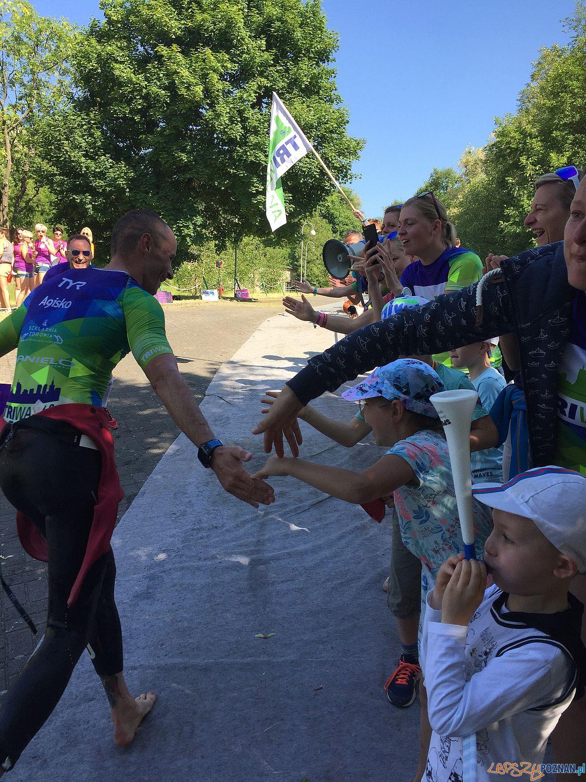 Triathlon Sieraków 2018 (5)  Foto: materiały prasowe