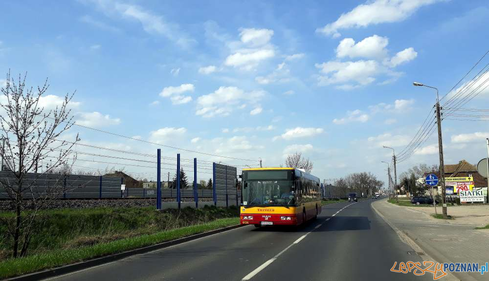 Translub - autobus  Foto: ZTM