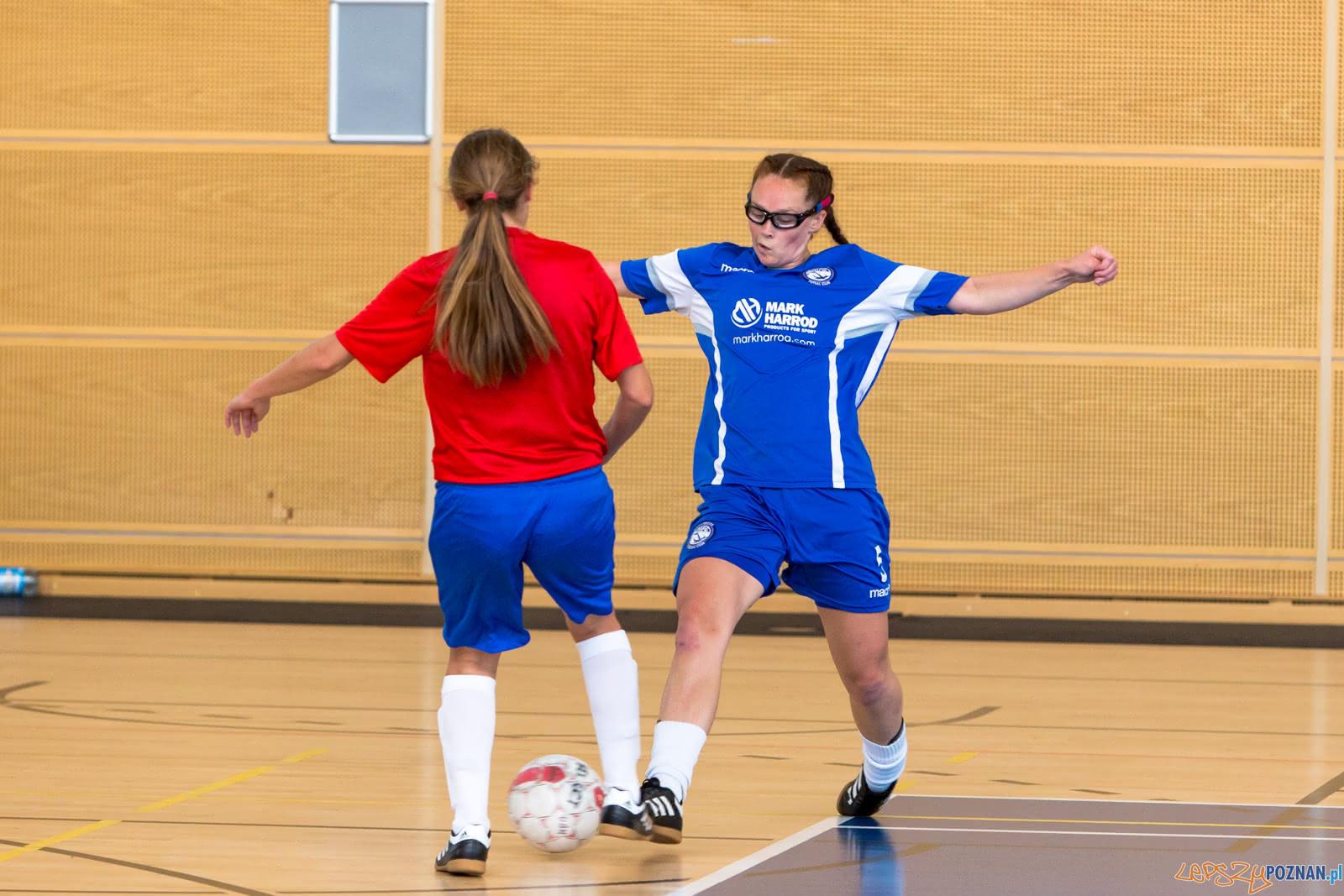 Międzynarodowy Towarzyski Turniej w Futsalu Kobiet  Foto: lepszyPOZNAN.pl/Piotr Rychter