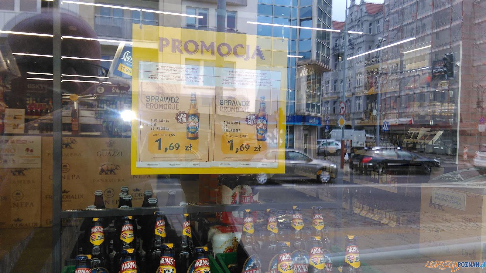Alkohol - sklep  Foto: LP