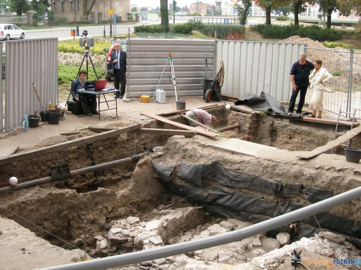 Palatium Mieszka I  Foto: materały  UMP