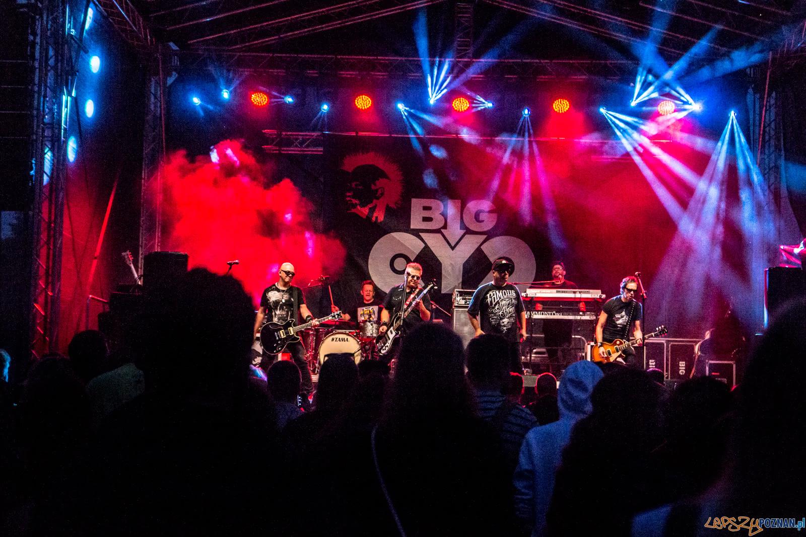 Big Cyc Na Falach  Foto: lepszyPOZNAN.pl / Ewelina Jaśkowiak