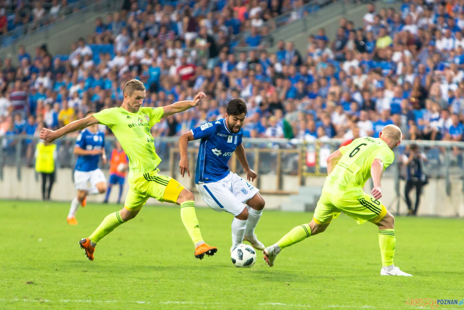 Lech Poznań - FC Shakhtyor Soligorsk (Joao pedro Reis Amaral, I  Foto: lepszyPOZNAN.pl/Piotr Rychter