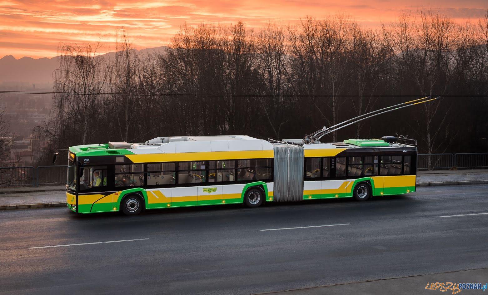 Trollino 18 - trojelbus Solarisa dla Rumuni  Foto: materiały prasowe