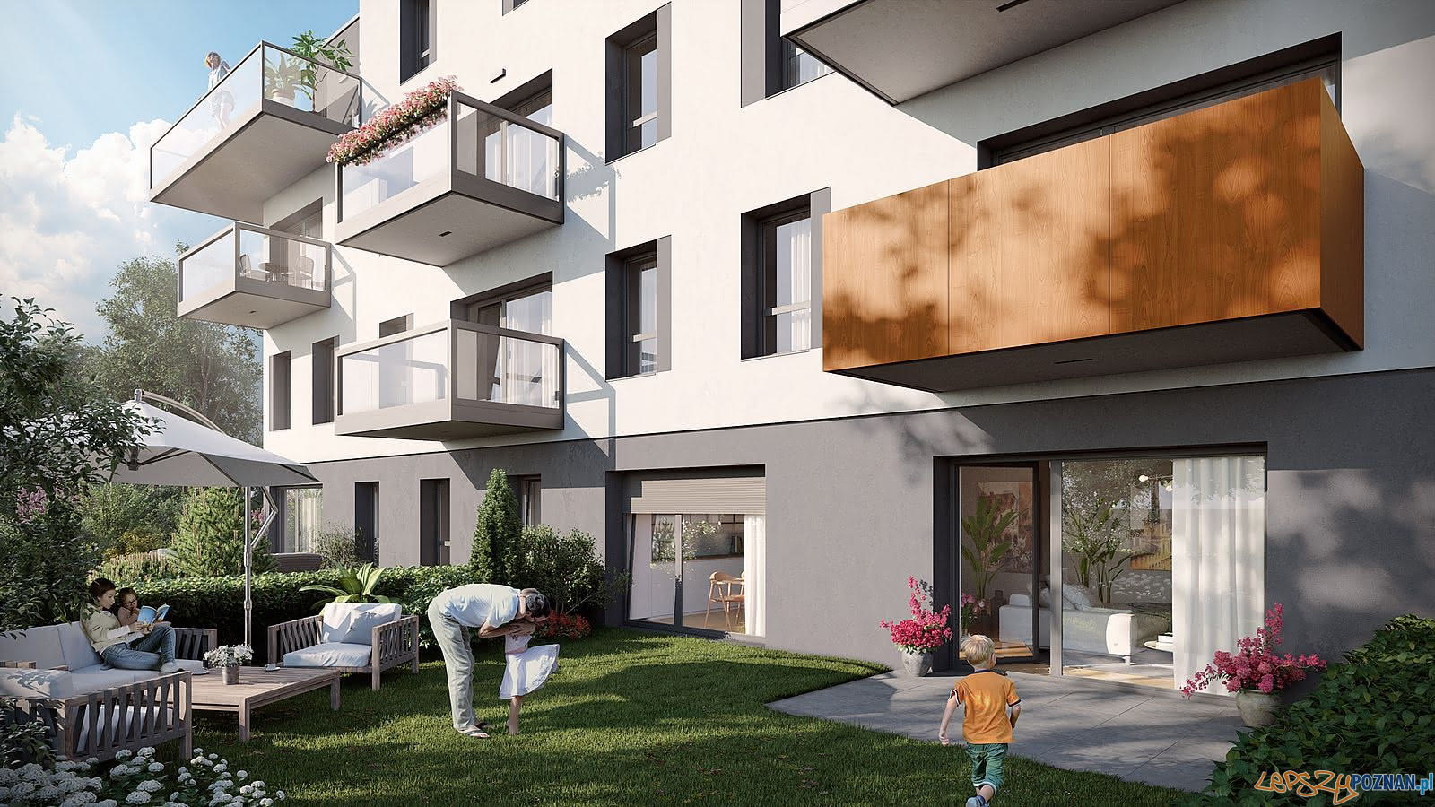 Cerisier Residence  Foto: materiały prasowe dewelopera