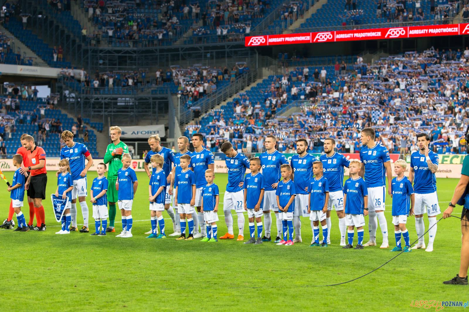 Lech Poznań - FC Shakhtyor Soligorsk  Foto: lepszyPOZNAN.pl/Piotr Rychter