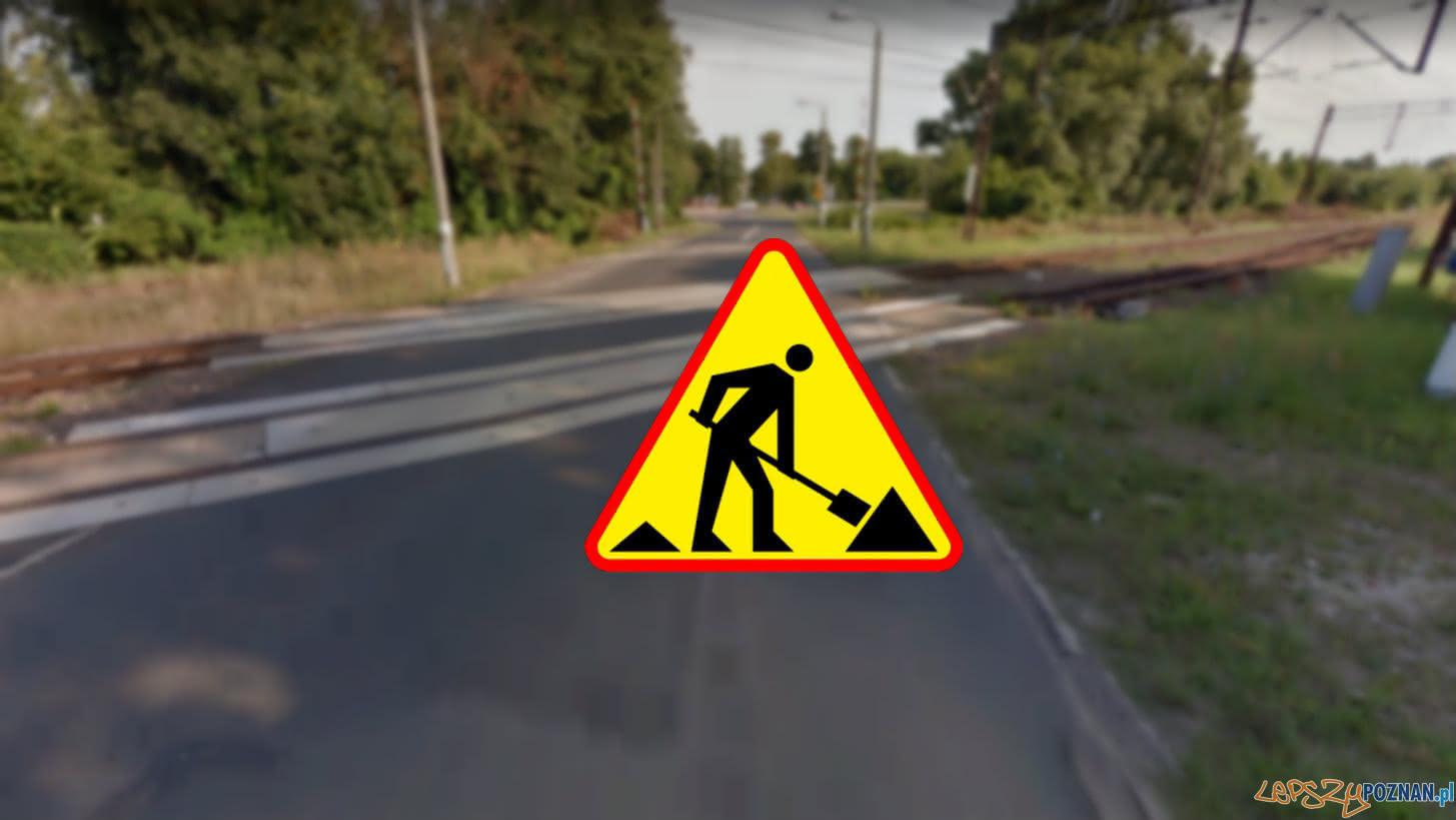 ul. Polna, Oborniki  Foto: Google Street View
