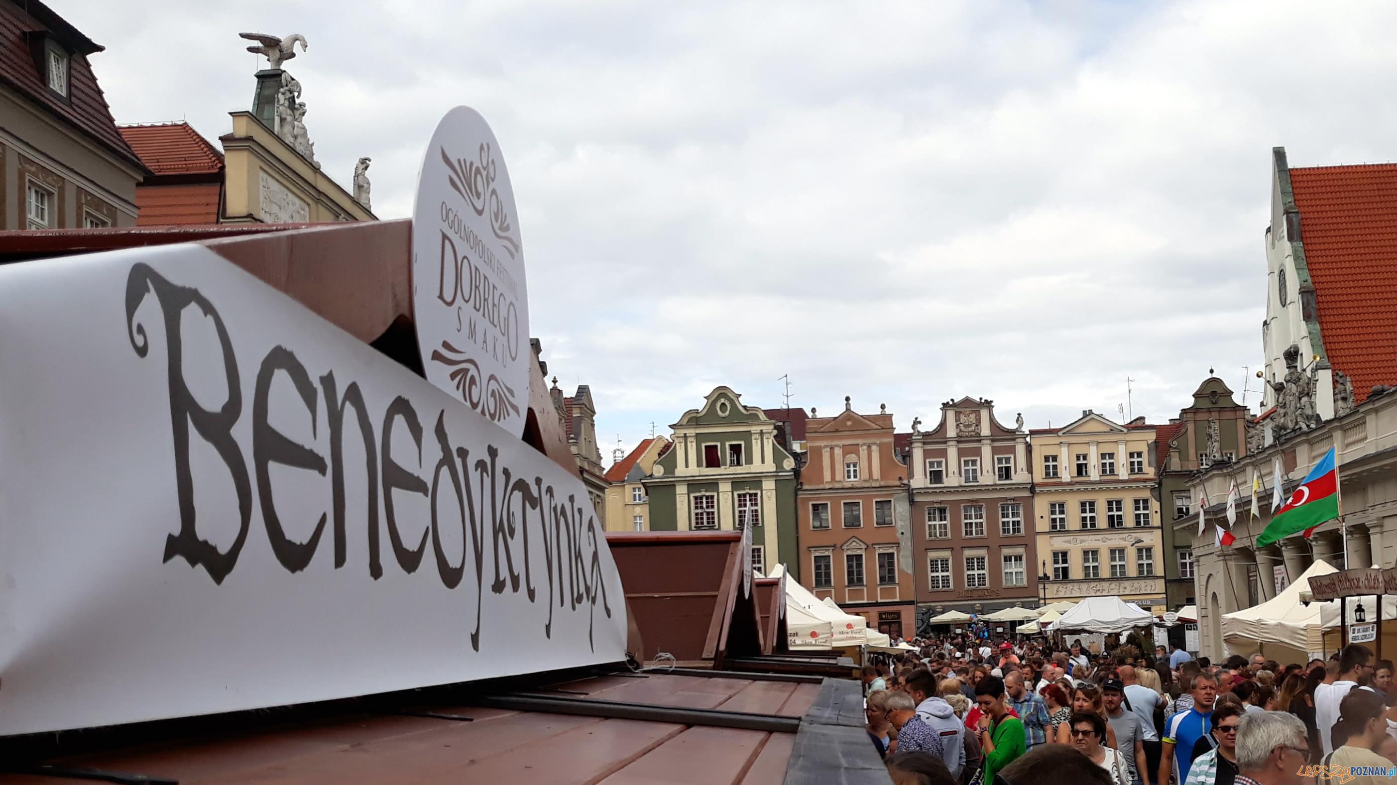 Ogólnopolski Festiwal Dobrego Smaku 2018  Foto: lepszyPOZNAN / tab