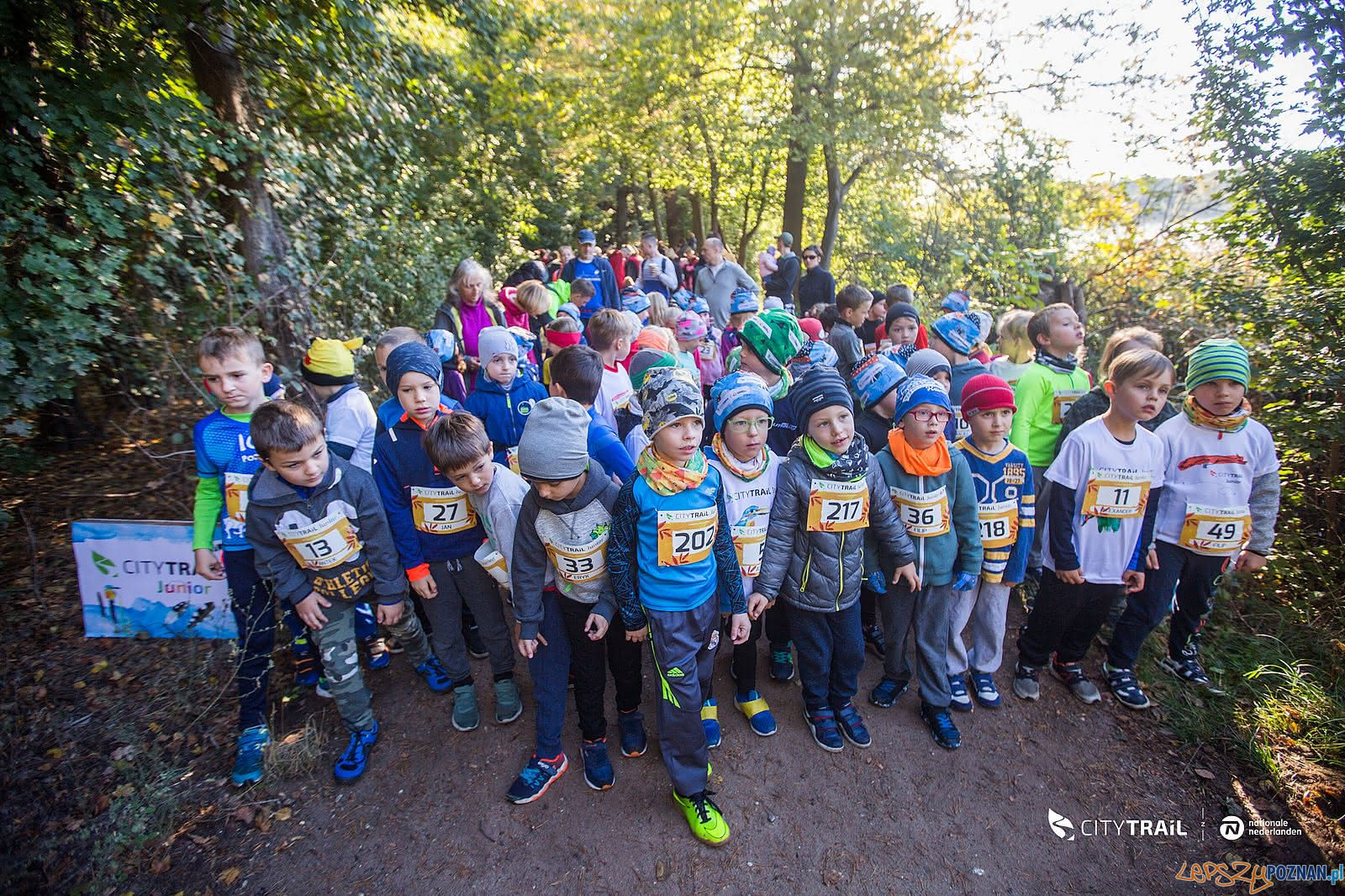 CITY TRAIL - bieganie nad Rusałką(5)  Foto: materiały prasowe