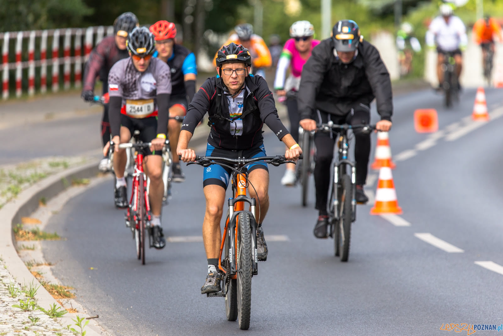 Bike Challenge 2018 - Poznań 23.09.2018 r.  Foto: LepszyPOZNAN.pl / Paweł Rychter