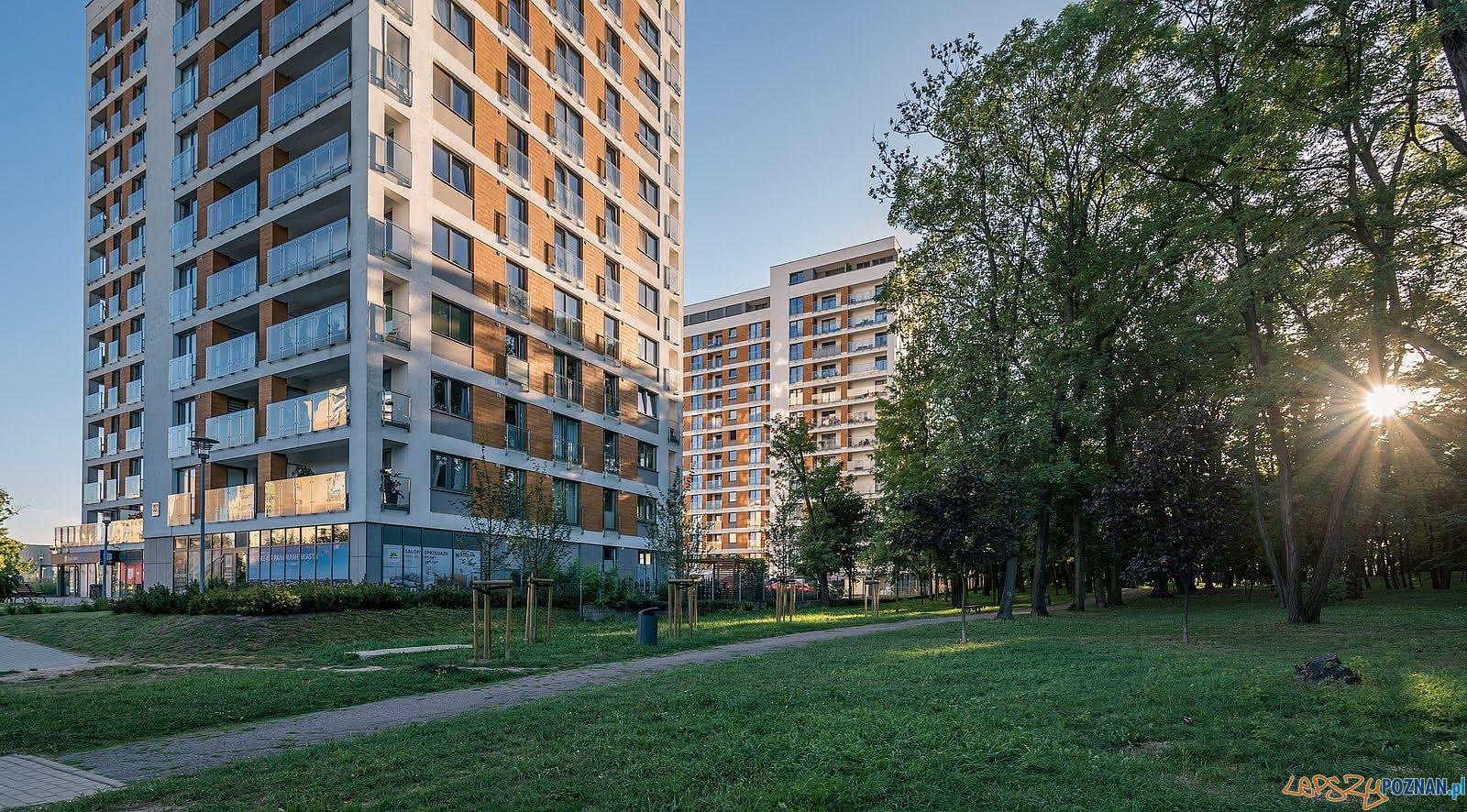 Red Park - inwestycje na Dębcu  Foto: Maciej Lulko / materiały prasowe dewelopera