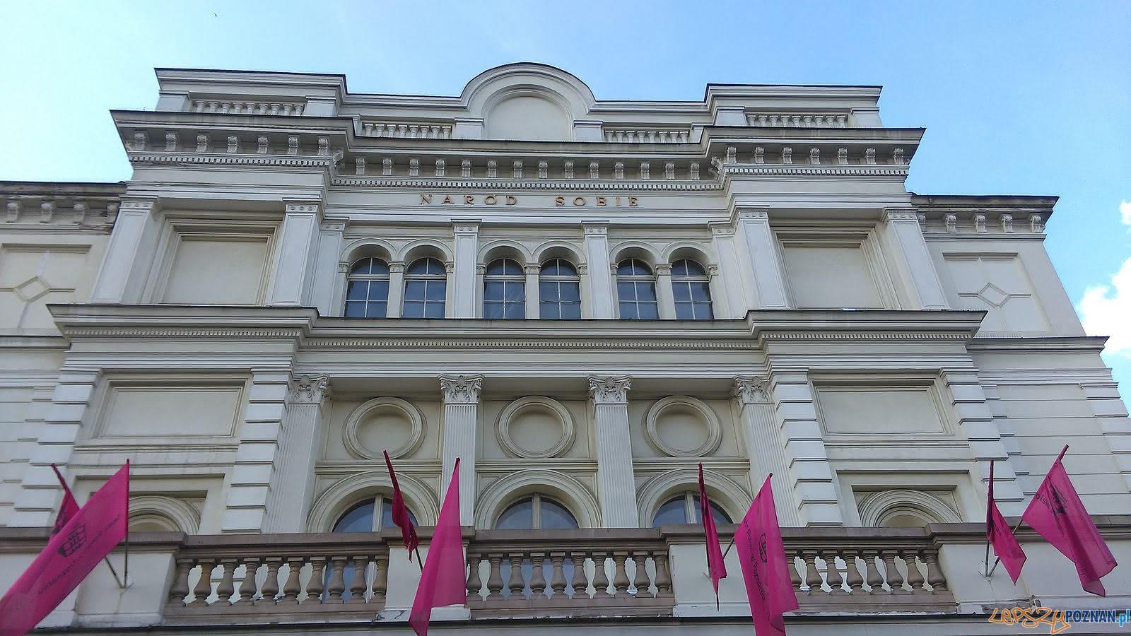 Teatr Polski Narod Sobie  Foto: T. Dworek