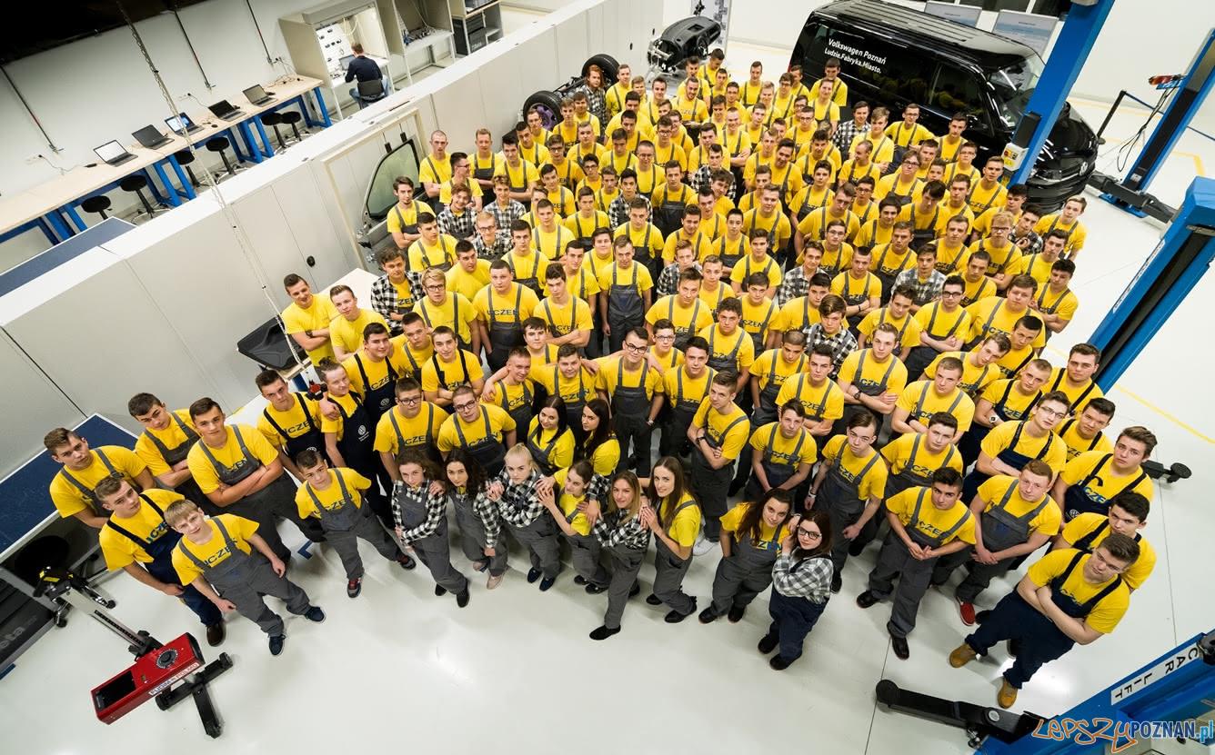 Uczniowie  Foto: Visionathor / VW / materiały prasowe