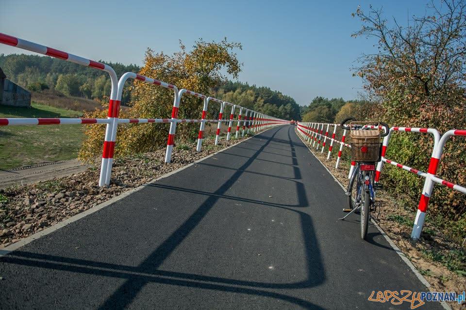 Ścieżka rowerowa do Stobnicy  Foto: Gmina Oborniki