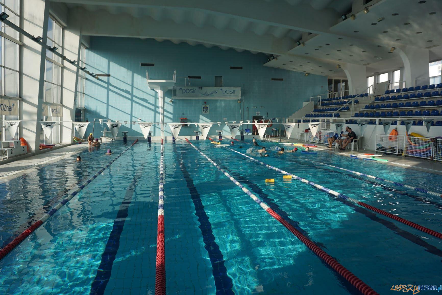 Chwiałka basen  Foto: Adam Ciereszko - POSiR