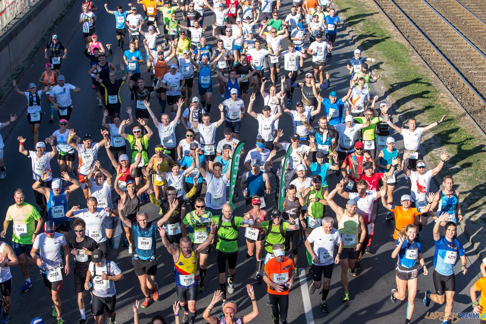 19. PKO Poznań Maraton  Foto: lepszyPOZNAN.pl/Piotr Rychter