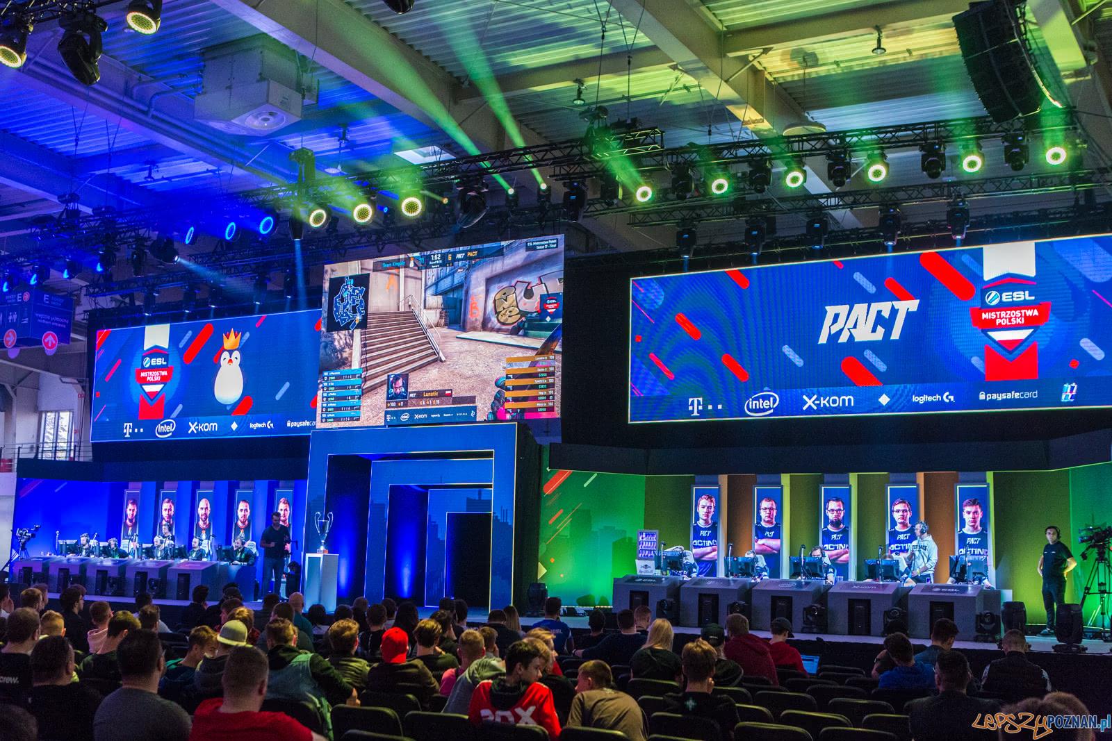 Poznań Game Arena 2018 - Poznań 12.10.2018 r.  Foto: LepszyPOZNAN.pl / Paweł Rychter