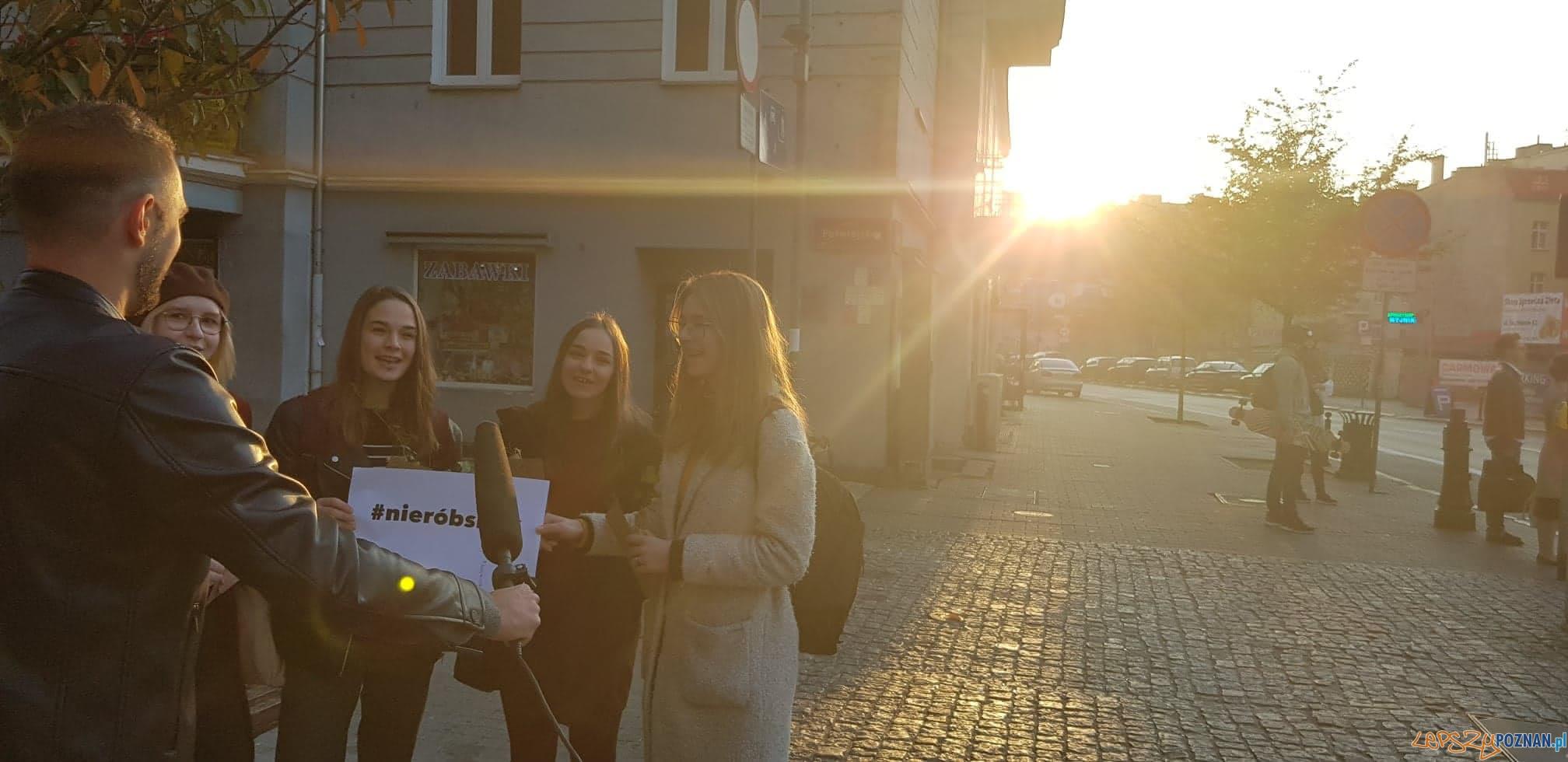 Czysty Poznań - kampania społeczna  Foto: materiały prasowe