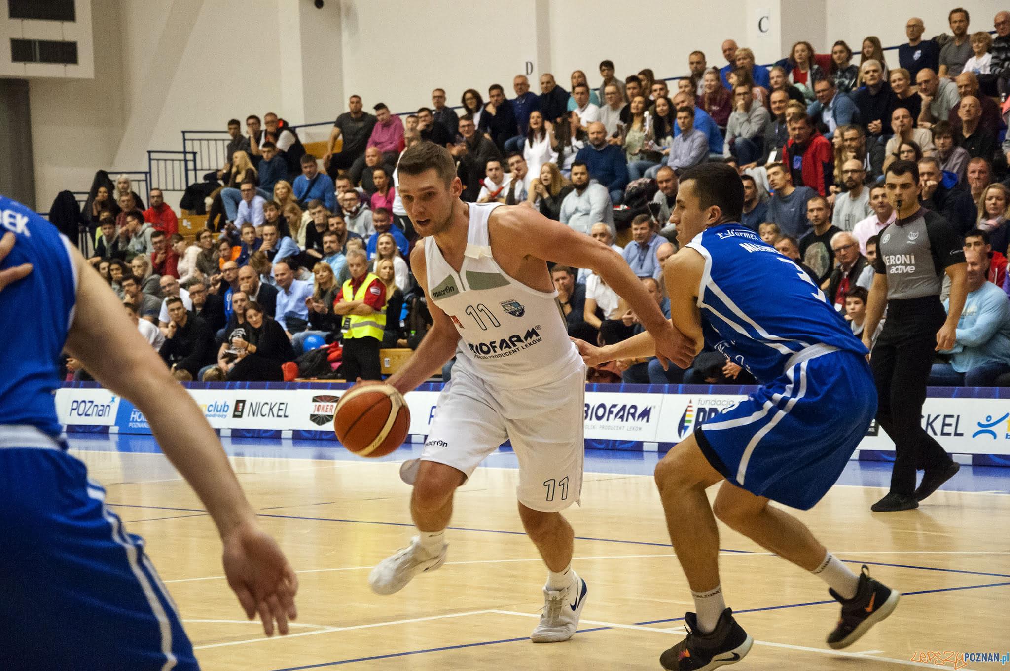 Biofarm Basket Poznań  Foto: J. Antoniewicz / materiały prasowe