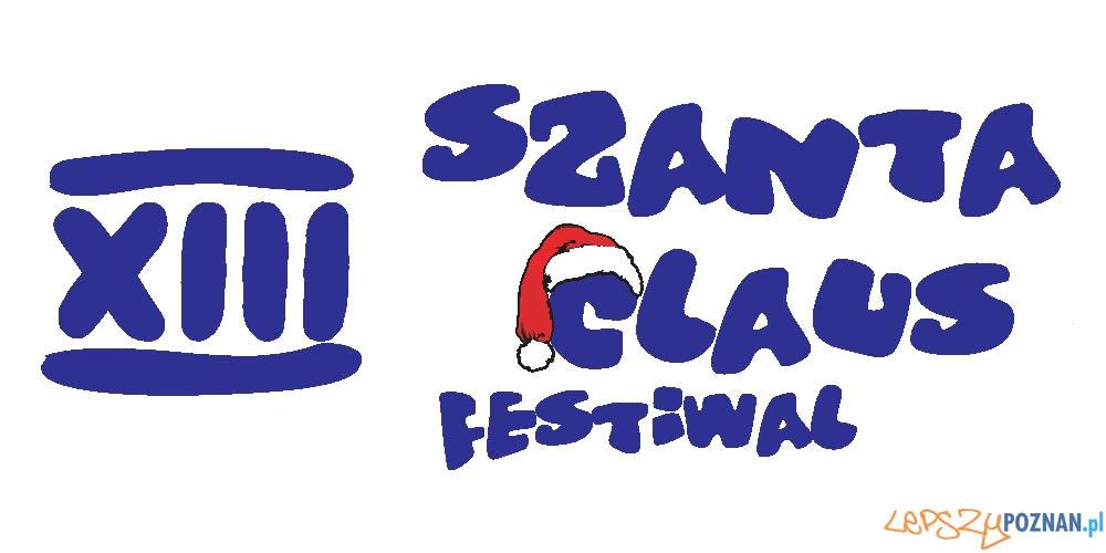 szanta claus festiwal logo poziom  Foto: materiały prasowe