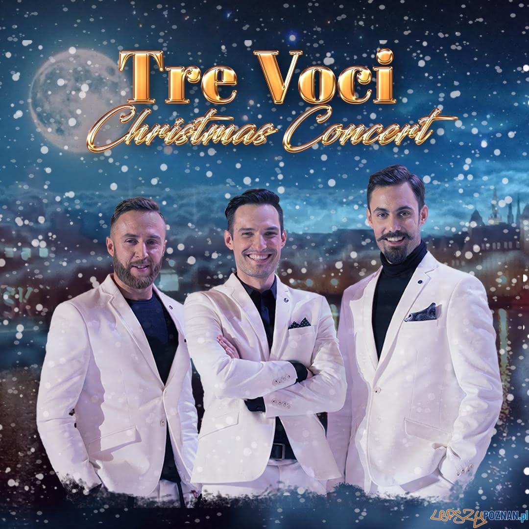 tre voci christmas concert  Foto: materiały prasowe
