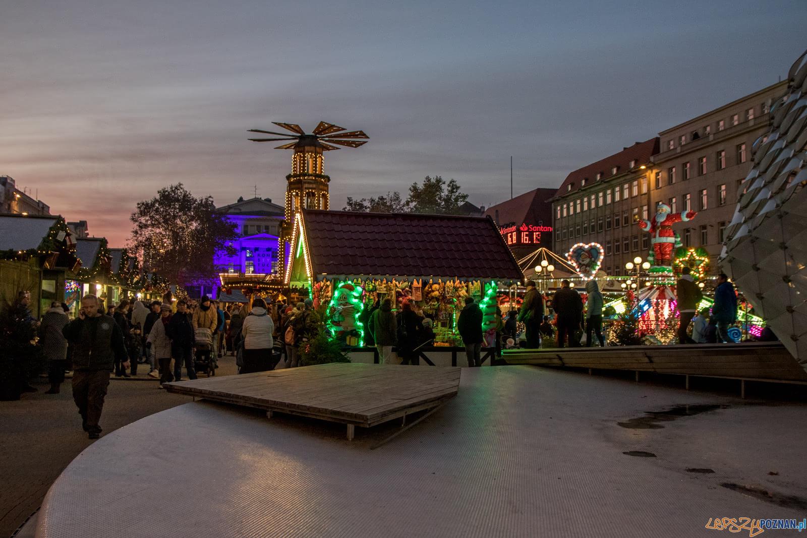 Otwarcie Betlejem Poznańskiego  Foto: lepszyPOZNAN.pl / Ewelina Jaśkowiak
