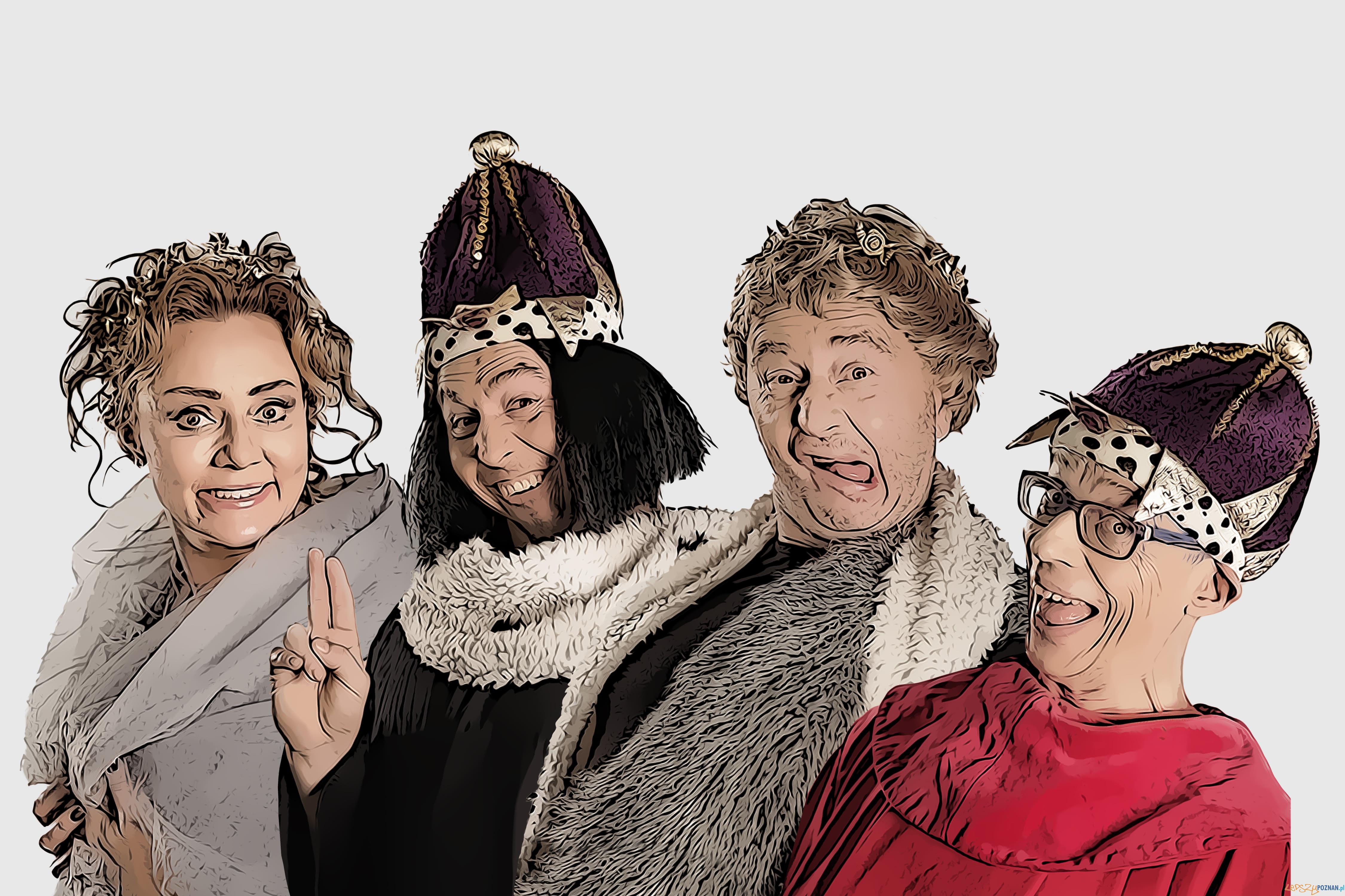 Kabaret pod Wyrwigroszem  Foto: materiały prasowe