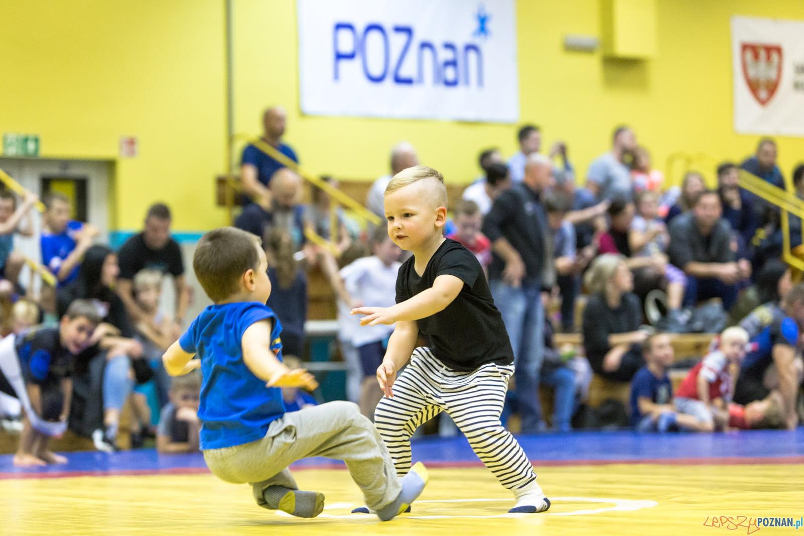 Turniej W Mocowaniu Dla Dzieci  Foto: lepszyPOZNAN.pl/Piotr Rychter