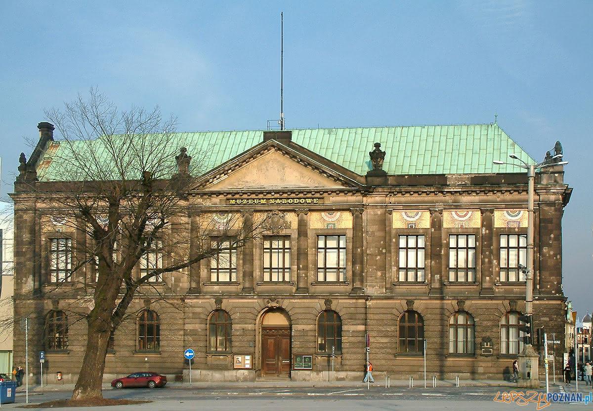 Muzeum Narodowe  Foto: Radomiltalk / wikipedia CC