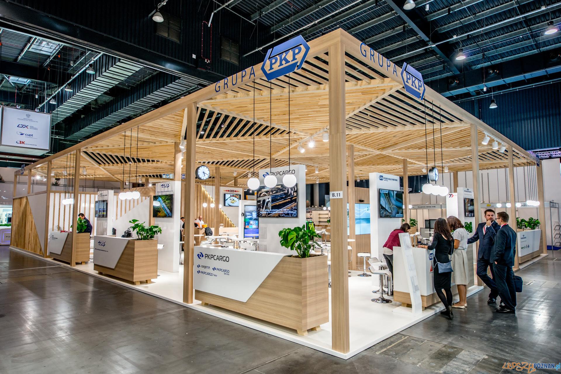 Smart Design Expo dla Grupy PKP  Foto:
