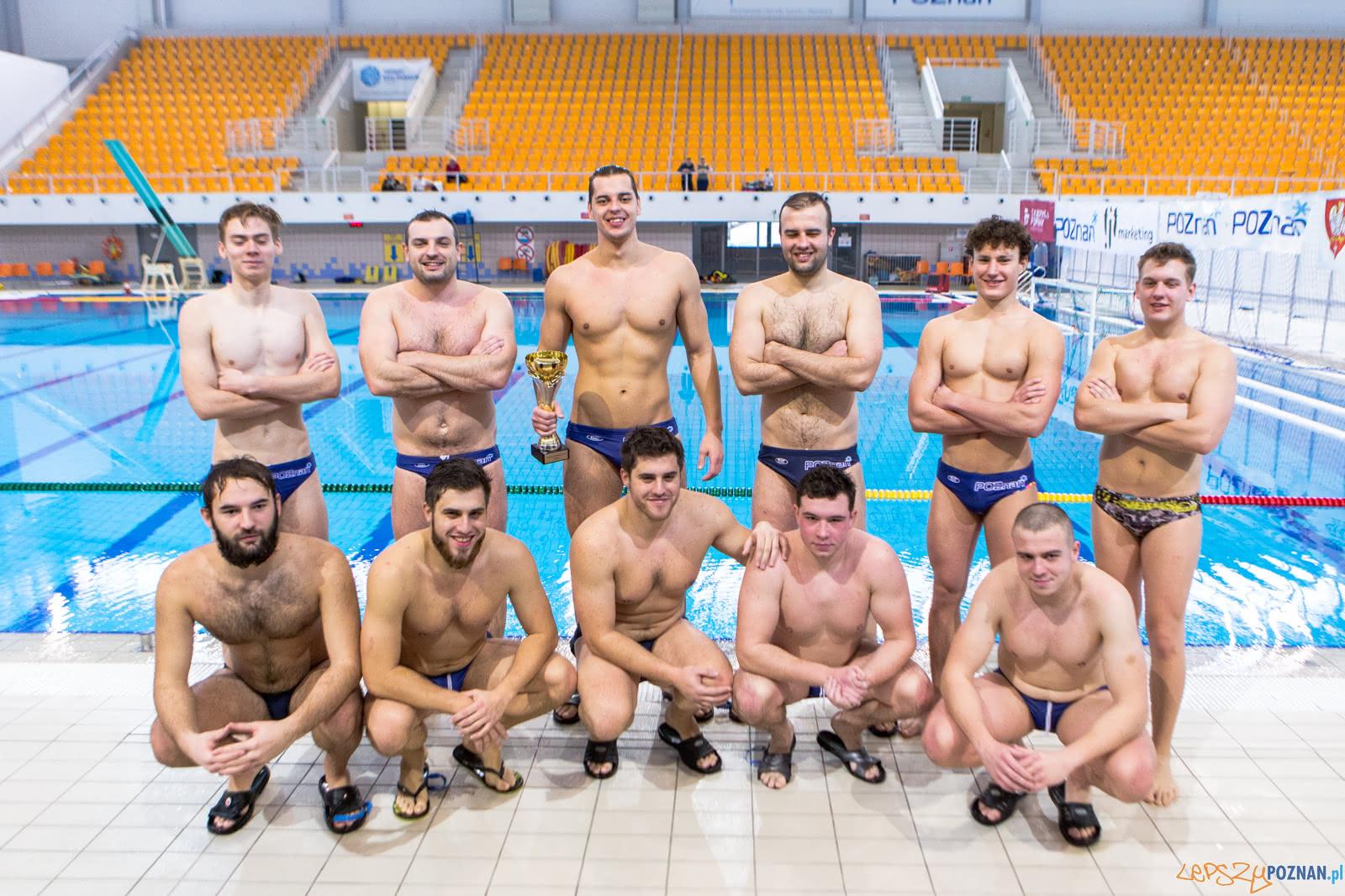 KS Waterpolo Poznań – Hornets Koszyce - Malta Waterpolo Cup -  Foto: LepszyPOZNAN.pl / Paweł Rychter
