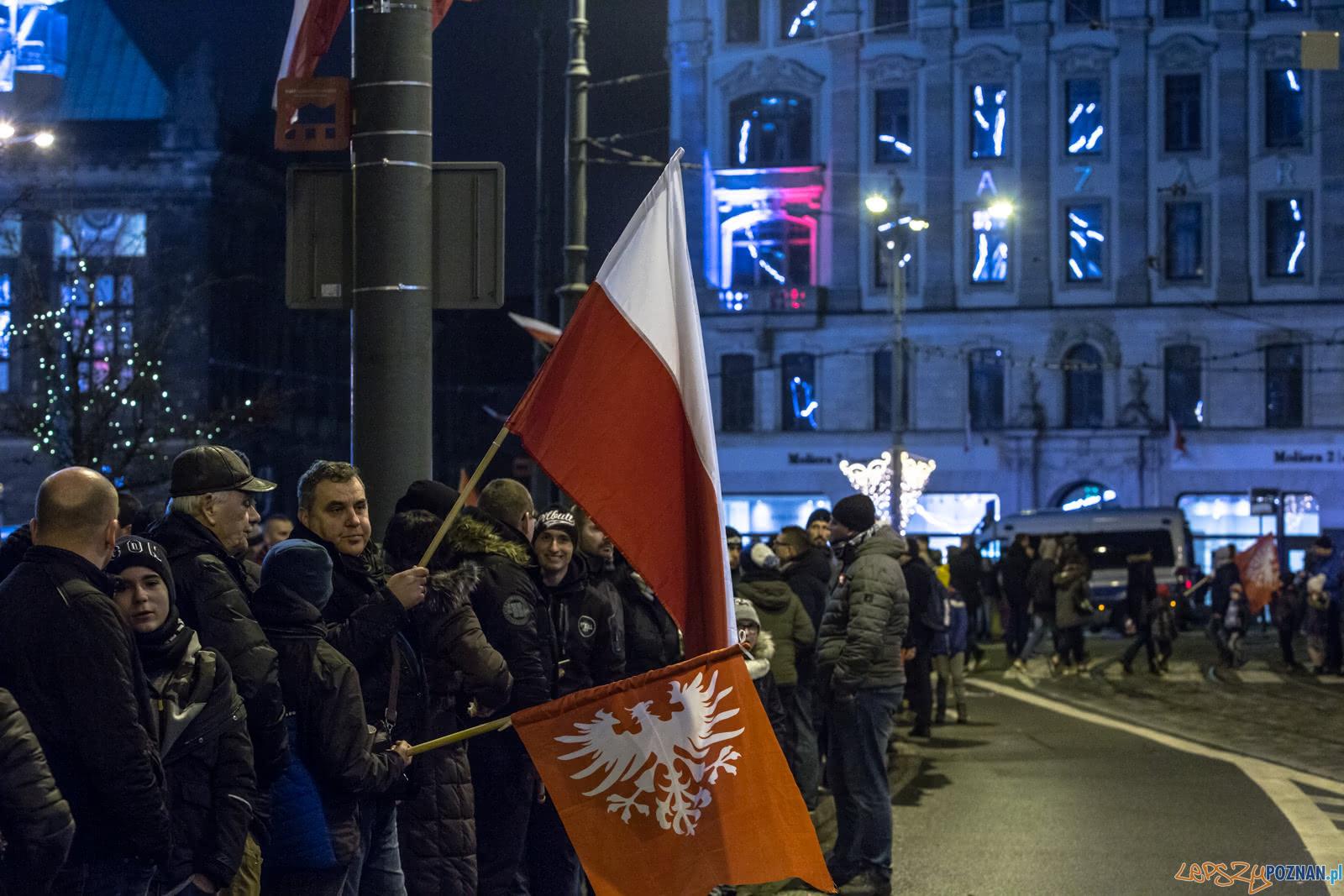 100 lat wybuchu Powstania wielkopolskiego  Foto: lepszyPOZNAN.pl/Piotr Rychter