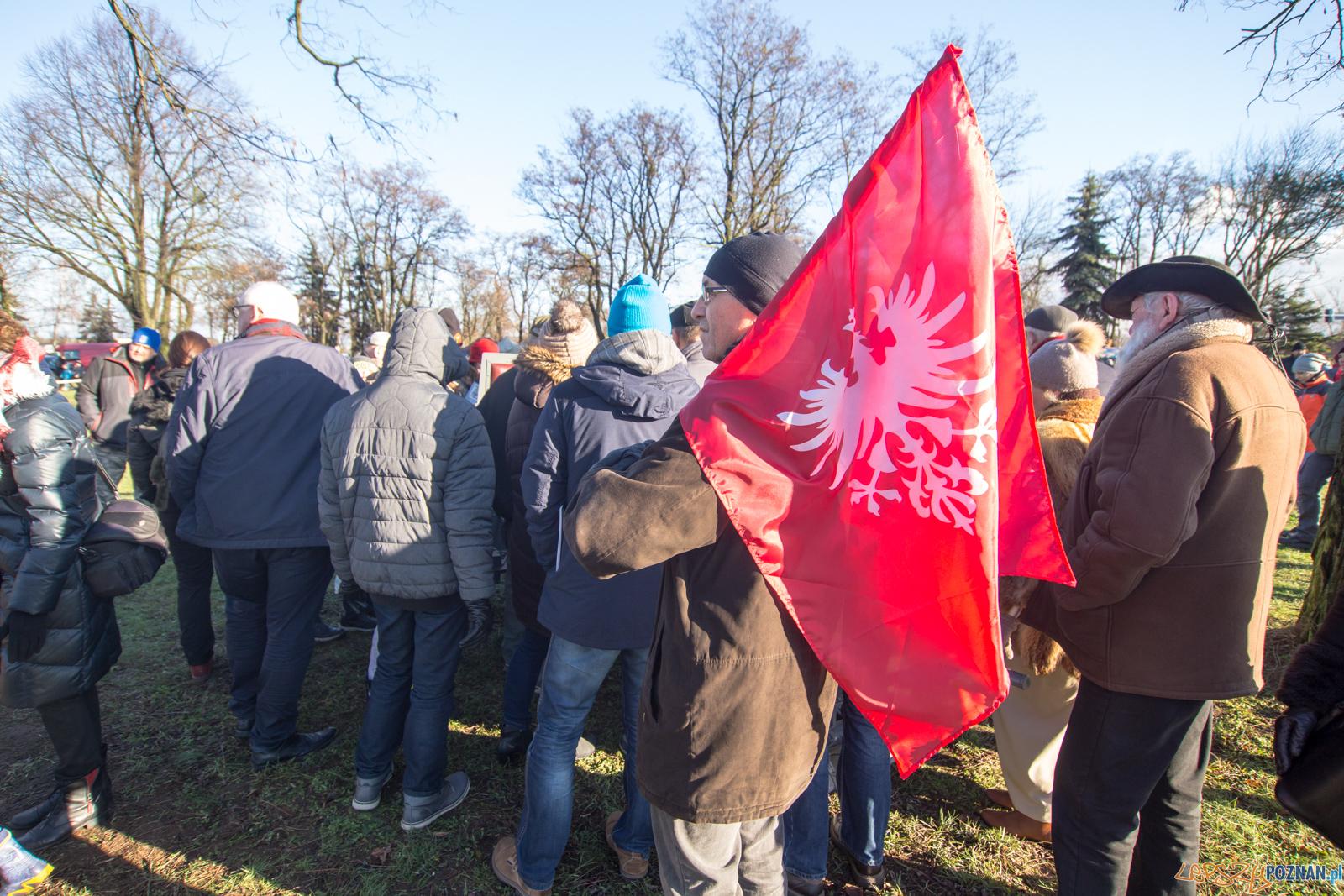 100 lecie zdobycia Ławicy - inscenizacja  Foto: lepszyPOZNAN.pl/Piotr Rychter