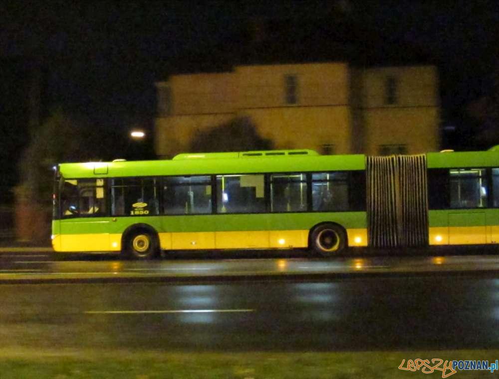 Autobus nocny  Foto: ZTM