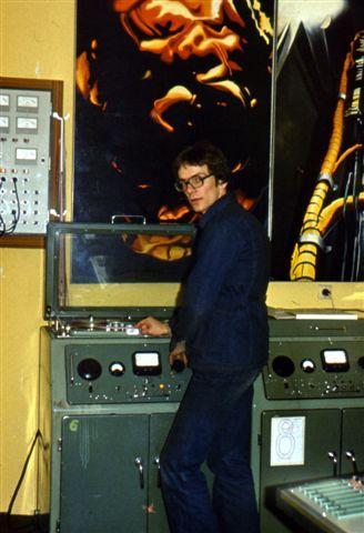Akademickie Radio Winogrady - lata 70.te  Foto: Krzysztof Orłowski / nasza-klasa.pl