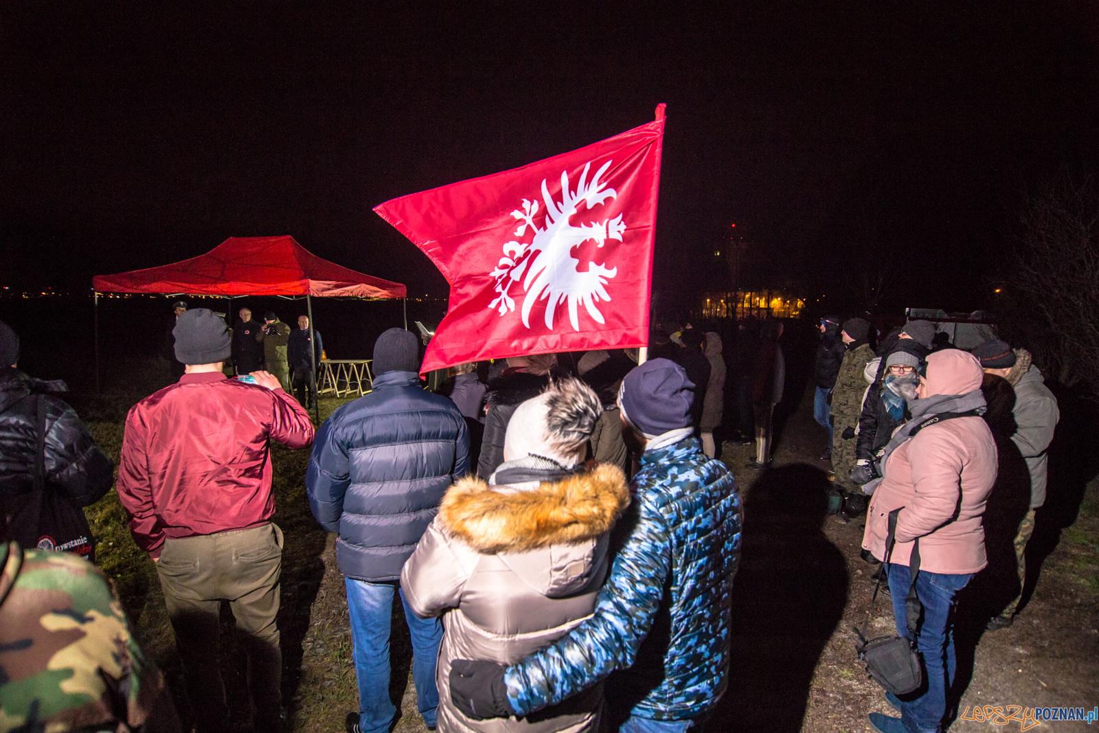 W hołdzie Zdobywcom Ławicy  Foto: lepszyPOZNAN.pl/Piotr Rychter