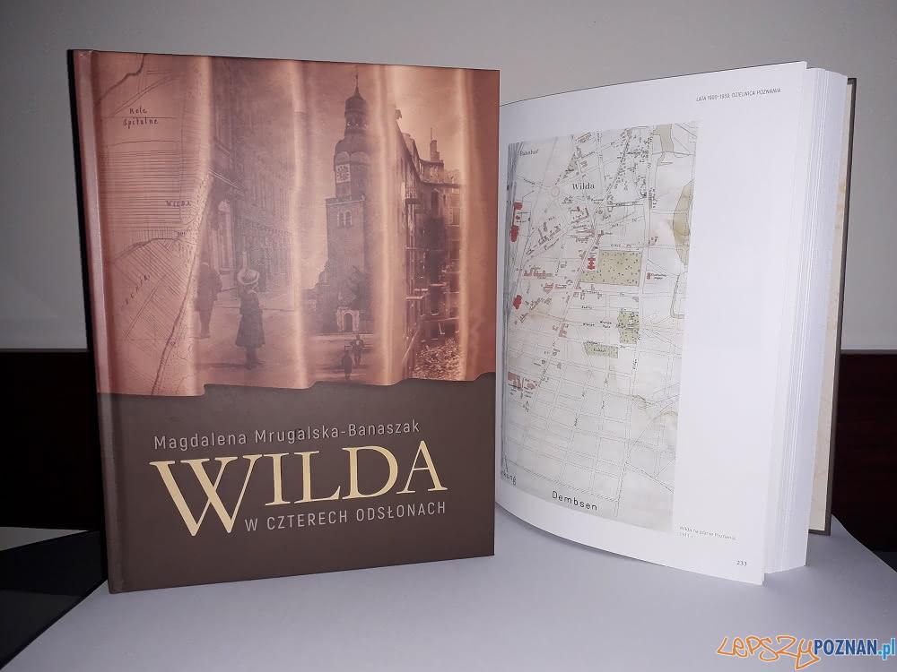 Wilda w czterech odsłonach  Foto: materiały prasowe / M. Malinowski
