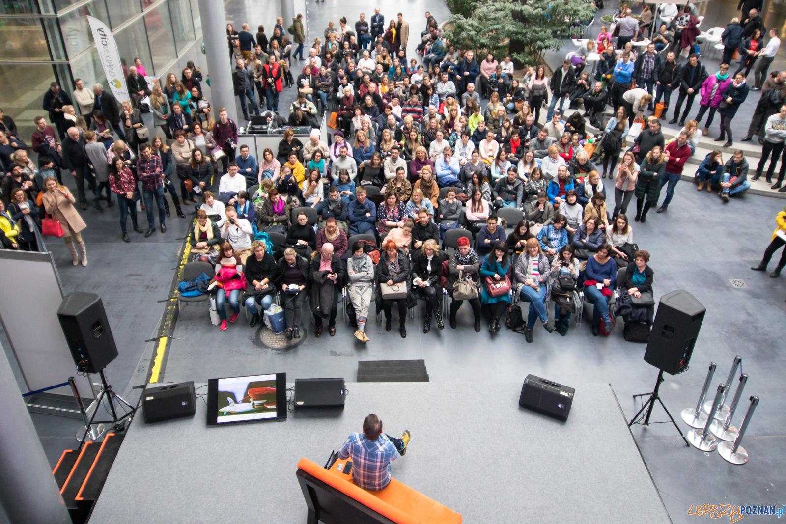 Tour Salon  Foto: lepszyPOZNAN.pl/Piotr Rychter