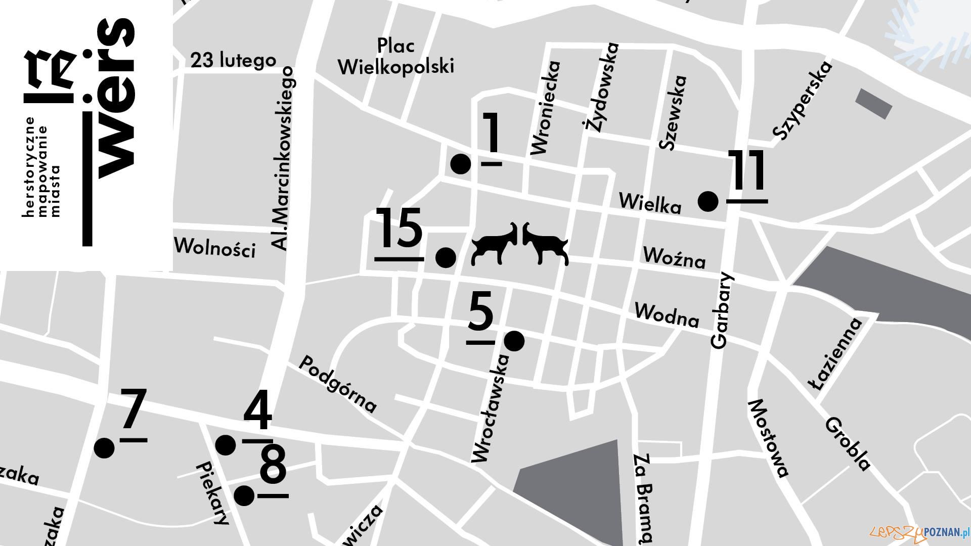 RE:WERS - herstoryczne mapowanie miasta  Foto: materiały prasowe