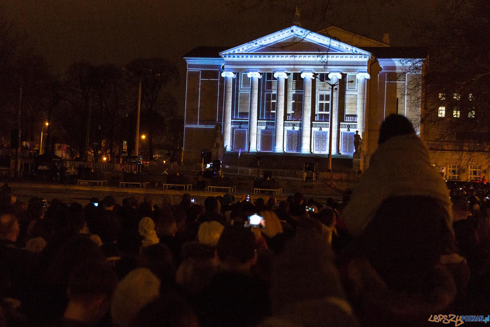 Festival of Lights Poznań 28.03.2019 r.  Foto: Karolina Kiraga