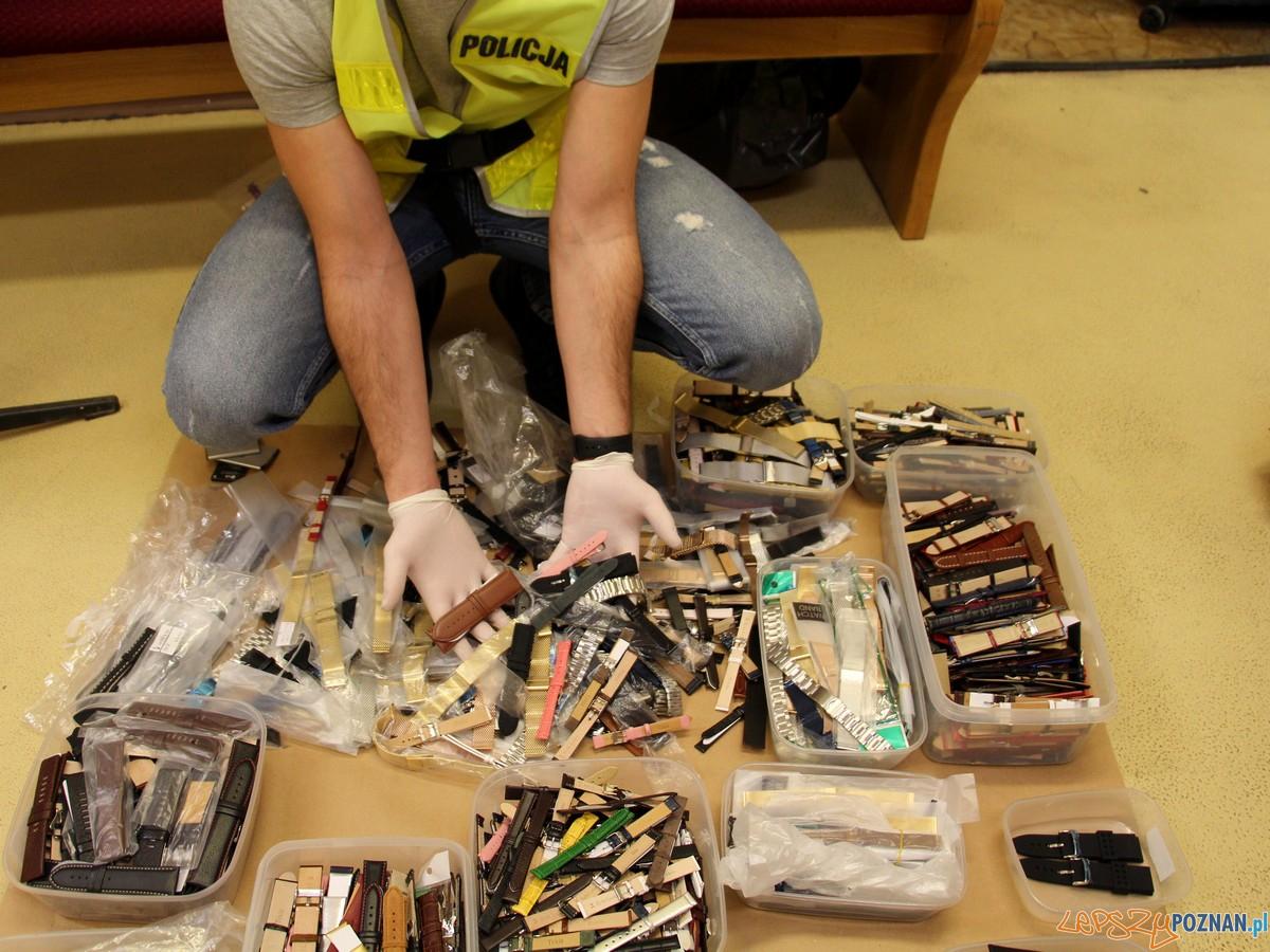 Policja zatrzymała złodzieja  Foto: materiały prasowe KMP
