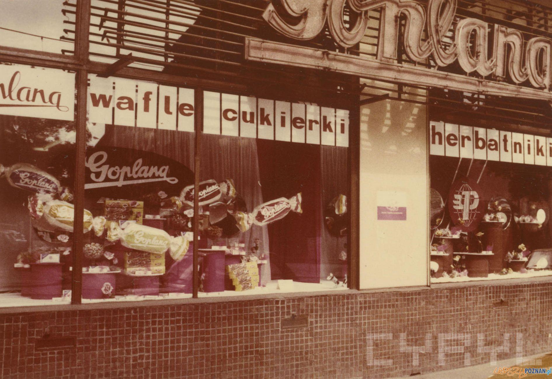 Goplana Kraszewskiego 14 - 1989 PSS Spolem Cyryl  Foto: PSS Spolem - Cyryl