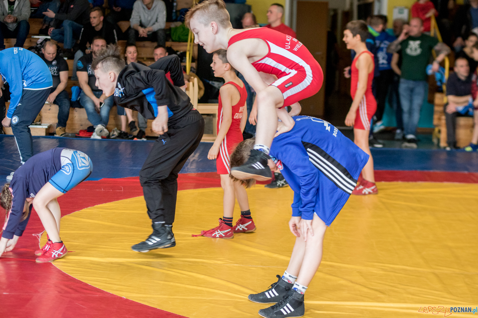Turniej Wielkanocny KS Sobieski  Foto: lepszyPOZNAN.pl / Ewelina Jaśkowiak