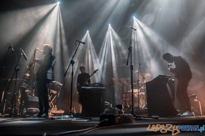 The Cinematic Orchestra  Foto: lepszyPOZNAN.pl / Ewelina Jaśkowiak
