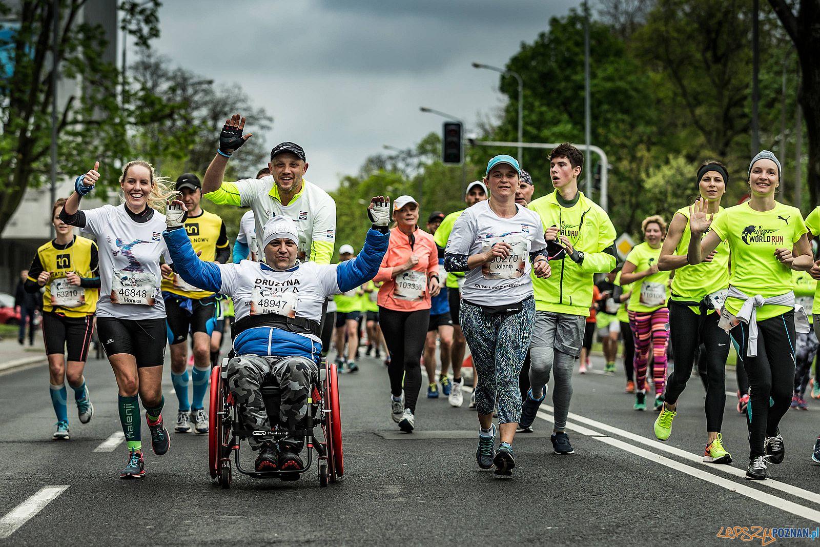 6. edycja Wings for Life World Run odbędzie sie 5 maja  Foto: Marcin Kin / materiały prasowe